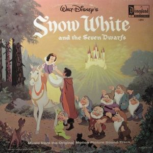 Walt Disney's Story And Songs From Snow White LP